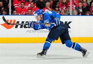 Pulkkinen powering up