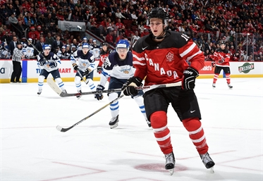 Virtanen joins Canada