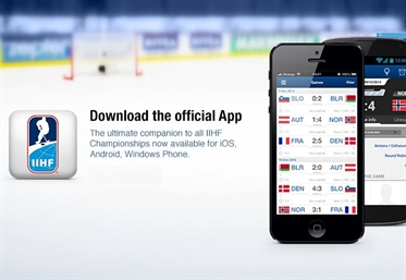 2016 IIHF App out now