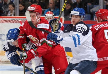 Finland forces convincing win