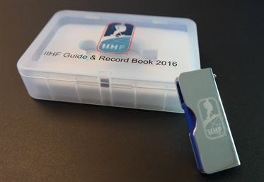 Record Book on USB